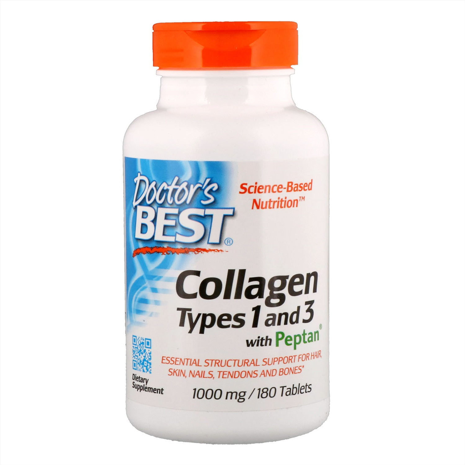 Doctor's Best Best Collagen Коллаген 180 табл.
